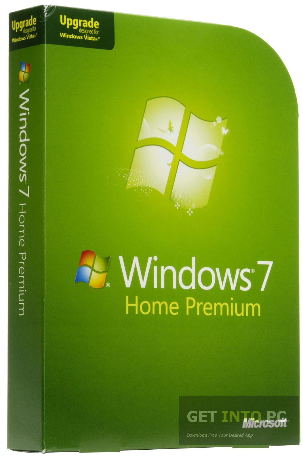 Windows 7 Home Premium Free Download