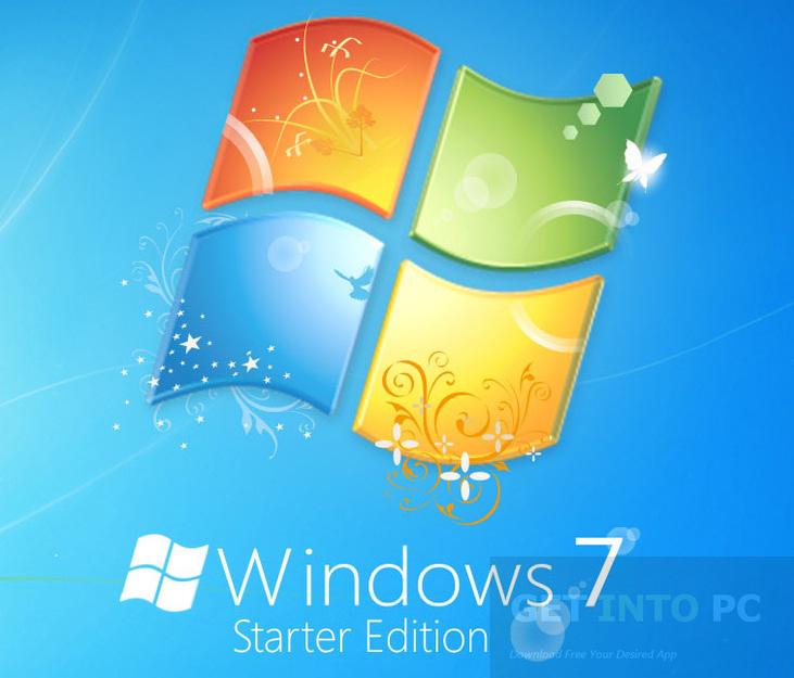 Windows 7 Starter Free Download