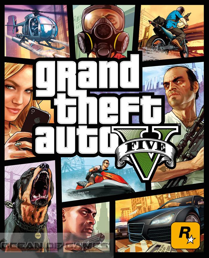 GTA 5 Mobile Apk Free Download